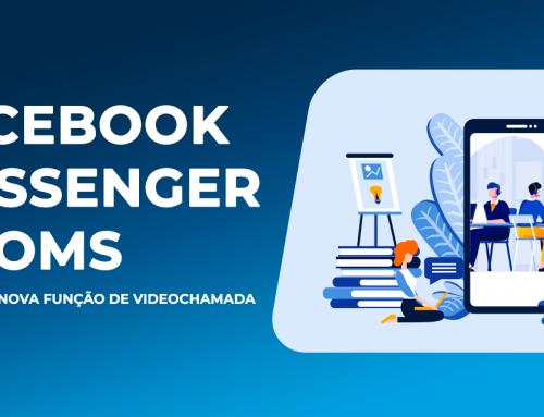 A nova função Sala do Facebook Messenger